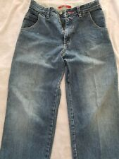 """""""UNIONBAY"""" Youth Cargo Demin Jeans-Size 14- Adjustable waistband"""