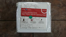 SLEEP NUMBER Total protection Mattress Pads for Memory foam CALIFORNIA KING CAL
