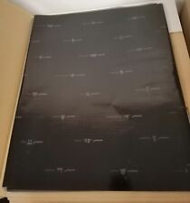 MONTBLANC  GIFT WRAPPING PAPER (BLACK) - NEW