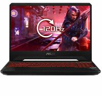 "Asus TUF FX505GM 15.6"" 120hz Full HD i7-8750H 8GB 1TB 256GB 1060 Gaming Laptop"