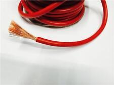 1m Rojo ocio Batería Cable De Conexión 110 Amplificador Marino Automotriz