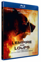 L'empire des loups BLU RAY NEUF SOUS BLISTER Jean Reno