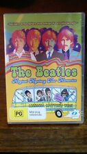THE  BEATLES  MAGICAL MYSTERY TOUR MEMORIES   DVD