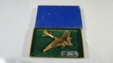 WWII Home Front Sweetheart Bomber Pin in the Original Box UNUSED