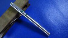 Parker 25 Fountain pen . GREEN trim.