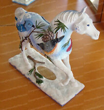 TOPP Winter Song Birds (Trail of Painted Ponies, Four Season 12272) Signed