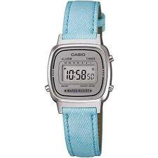 Casio Stainless Steel Case Digital Wristwatches
