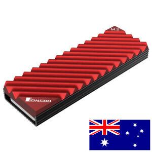 Jonsbo M.2 SSD NVMe Aluminum Heat Sink m2 2280 PC Cooling Solid State Heatsink
