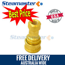 Steam Cleaning Products WHOLESALE ¼ Female Carpet Extractor Hose Coupling