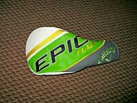New 2019 Callaway EPIC Flash Driver Headcover