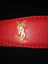 "ceinture ""Yves Saint Laurent"""