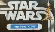 Star Wars Kenner 40th Anniversary Black Series R2d2 MOC
