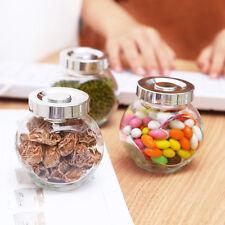 Glass Kilner Airtight Candy Vintage Chutney Pots Jars Preserving Kitchen Storage