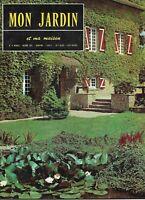 MON JARDIN ET MA MAISON N° 41 Octobre 1961