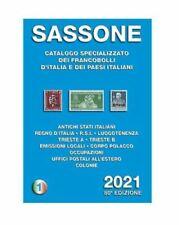CATALOGO VENDITA  SASSONE 2021 - I volume