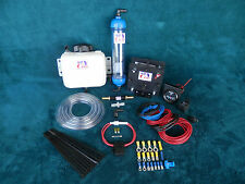 2 L/M HHO Dry Cell Hydrogen Generator Kit Brown Gas safe for Volo EFIE PWM KOH .