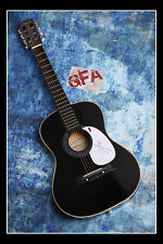 **GFA* Vegas Girl *CONOR MAYNARD* Signed Acoustic Guitar M5 PROOF COA**
