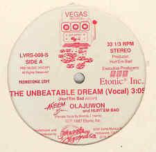 AKEEM / THE UNBEATABLE DREAM / DJ PROMO