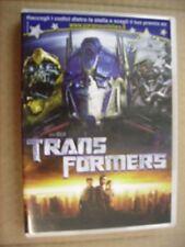 TRANSFORMERS - DVD PAL IN PERFECT CONDITION - SHIA LABEOUF - JOHN TURTURRO