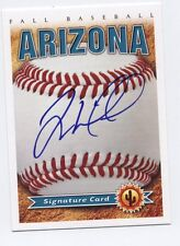 Will Middlebrooks AUTO Card 2011 AFL Red Sox