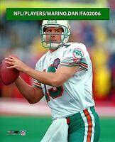 "DAN MARINO ""Miami Dolphins"" NFL LICENSED un-signed poster picture 8x10 photo"
