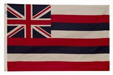 4x6 ft HAWAII The Aloha State OFFICIAL STATE FLAG Outdoor Nylon Made in USA