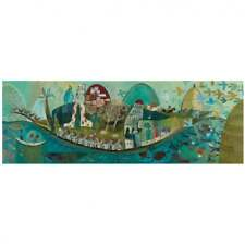 Djeco Puzzle Gallery 350pc Poetic Boat