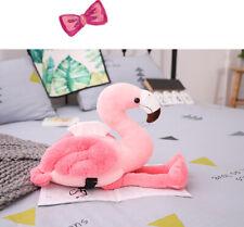Home Car Tissue Box Holder Pink Flamingo Tissue Box Cover Cute Car Armrest Box