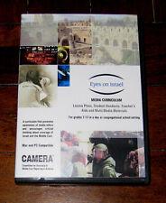 CD: Eyes On Israel Media Curriculum Middle East Journalism Jewish Teacher Lesson