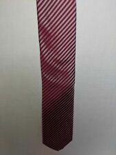 Rw & Co Ties Cravate 100% Silk Pink