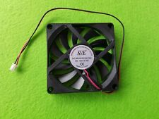 CPU Cooling Fan 80x80x10mm 12V 0.15A 2 Pin Power Connector