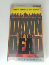 SONY PlayStation PSP Portable Dawn of the Dead movie UMD Video  PSP movie