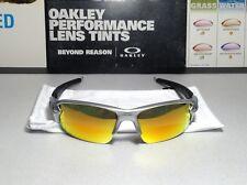 7fd39b1a98 Oakley Flak 2.0 Silver w  Fire Iridium lenses - SKU  9295-02 Brand