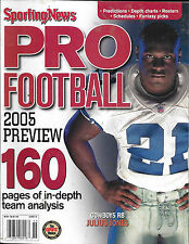 Sporting News Pro Football 2005 Preview