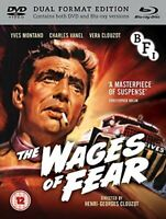 The Wages of Fear (DVD + Blu-ray) [1953] [DVD][Region 2]