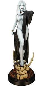 Lady Death: Seductress 1:6 Scale Statue Coffin Comics Quarantine Studios