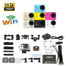Full HDMI HD 1080P WIFI H16R Action Sports Camera Camcorder Waterproof +Remote