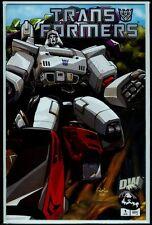 DW Comics TRANSFORMERS #1 Vol 1 Alternative Cover NM+ 9.6