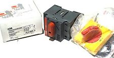 NEW ABB 1SCA022353R2840 DISCONNECT SWITCH KIT