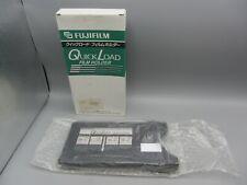 Vinatge Fujifilm QuickLoad Film Holder With Box Made in Japan