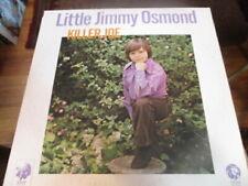 Original 1972 LITTLE JIMMY OSMOND Killer Joe LP MGM SE 4855 OSMONDS VG/VG+