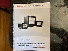Honeywell dr4300 circular chart recorder.