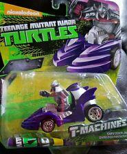 Teenage Mutant Ninja Turtles T-Machines Shredder in Shreddermobile Diecast