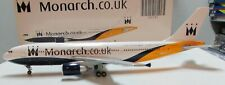 JC  Wings 1:200  -  Monarch Airlines  A300-600R   #G-MAJS  -  XX2545