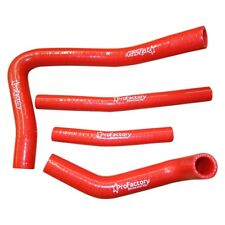 Suzuki Rm250 Rm 250 Radiator Hose Kit Pro Factory Hoses 1999-2000 Red