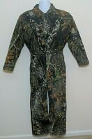 Cabelas Youth Kids Boys Size Large Hunting Coveralls Mossy Oak Breakup Camo