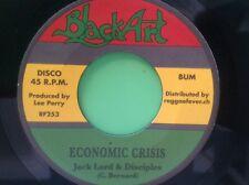ECONOMIC CRISIS/ DUB CRISIS  UPSETTERS BLACK ARK