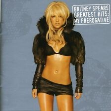 Britney Spears - Greatest Hits (My Prerogative [Chansons Extras],2004) Nouveau