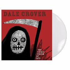Dale Crover The Fickle Finger Of Fate WHITE VINYL LP Record & MP3! melvins! NEW!