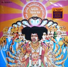 Jimi Hendrix - Axis Bold As Love Vinyl LP (88697 62396 1)